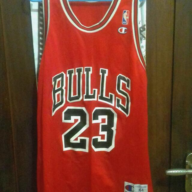 Baju Basket Nba Bulls Michael Jordan