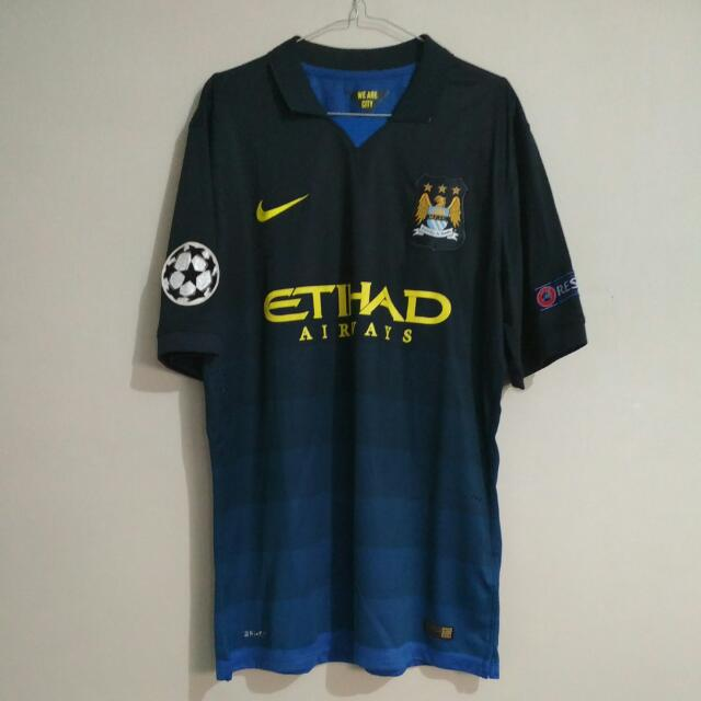 Baju Bola Manchester City