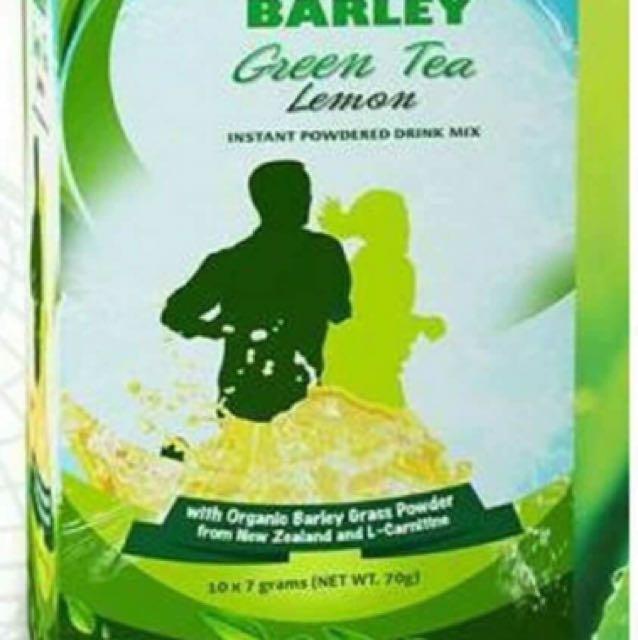 Barley Green Tea