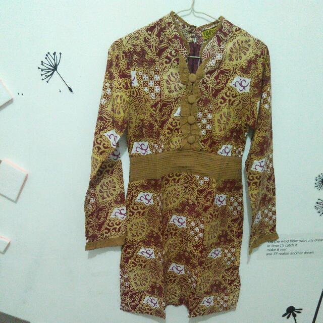 Batik jlamprang Panjang