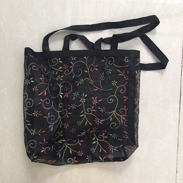 Beach Bag Tas Pantai Shpder Bag Tas Wanita Tas Shopper Shopping Shower Bag