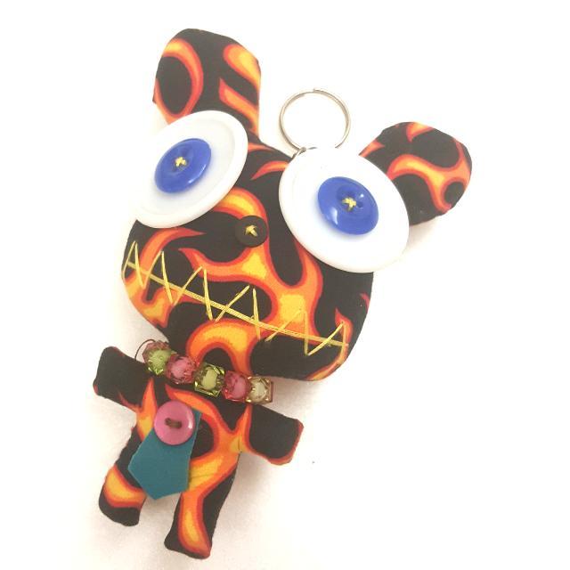 #LagiBest70 BIG bear . keychain . Toy for Kids . Hang on kid bag