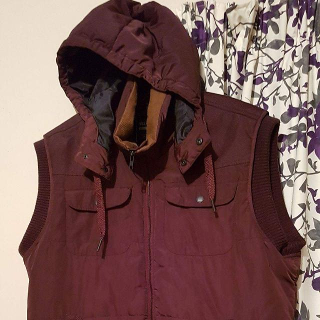BING,HARRIS&CO VEST JACKET