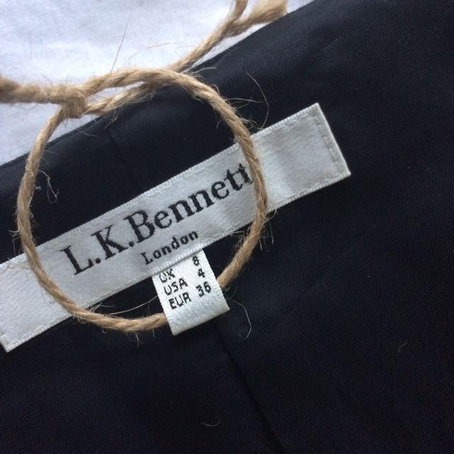 Black Dress LK Bennett