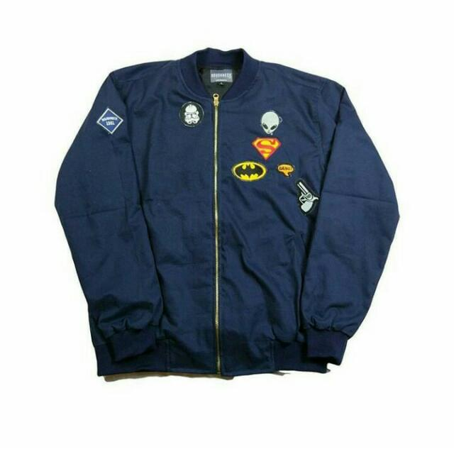 boomber jaket roughneck catalog