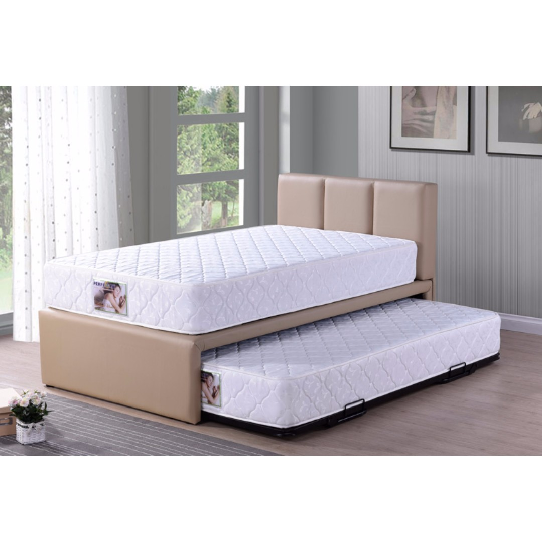 Brand New 5 In 1 Single Pull Out Bed Furniture Beds Mattresses