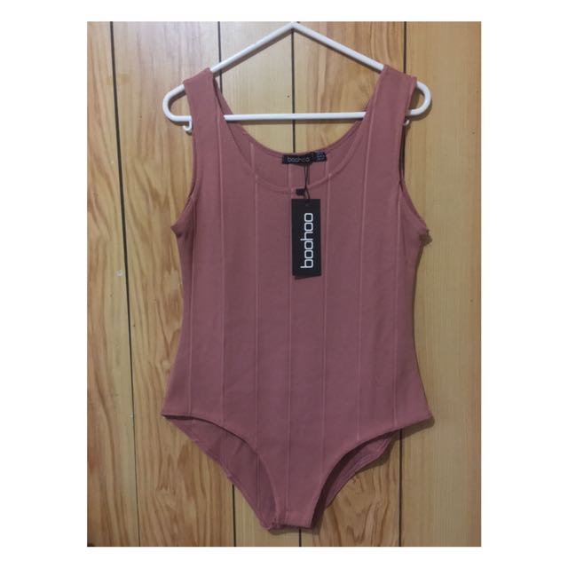 Brand New Boohoo Bodysuit