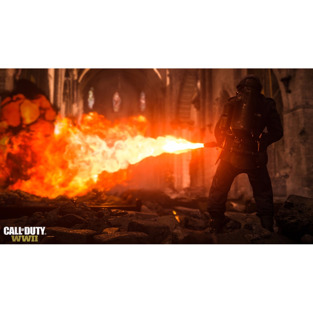 Call of Duty: WWII - Steam Games
