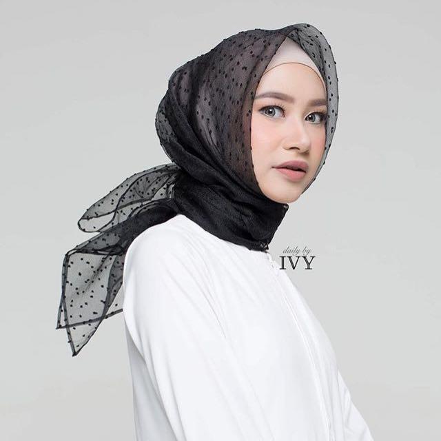 Home · Segiempat Organza Premium Organdi Kain Kaca Tukiyem13; Page - 2. hijab organza