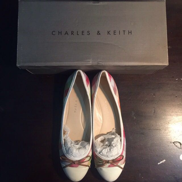 CHARLES & KEITH Preloved Flatshoes