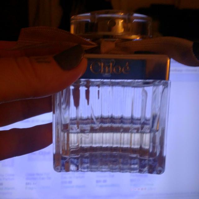 Chloe Perfume 1/3 Full