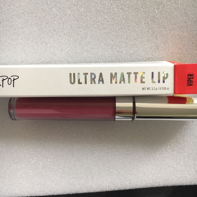 Colourpop Ultra Matte Lip In Viper