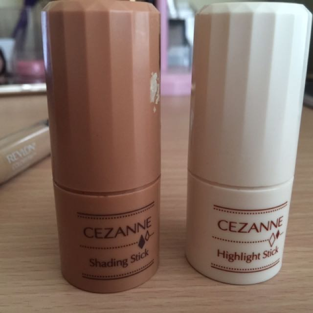 Contour And Highlighter Stick (buy 1 Take 1)