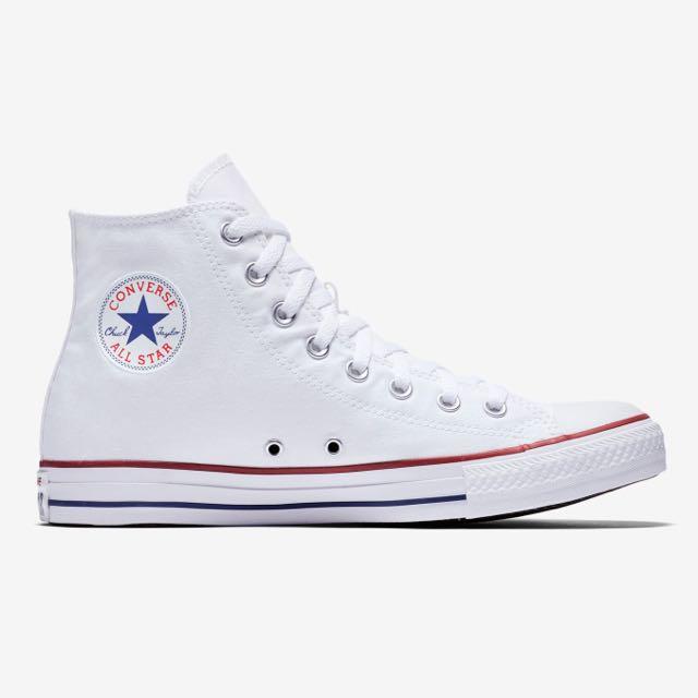 Converse Chuck Taylor High Cut White