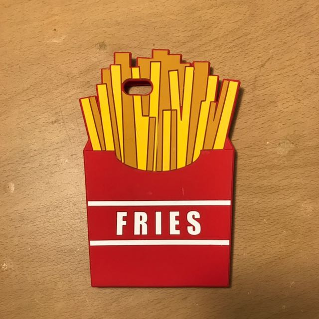 Cotton On Fries 3D iPhone 6/6S Cover