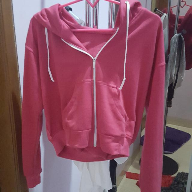 crop jacket (no brand)