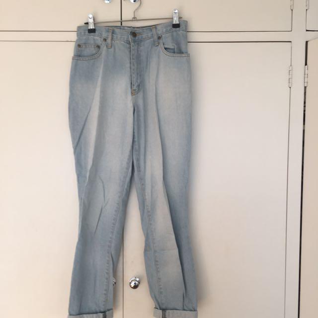 Dejour 'Mom' Jeans