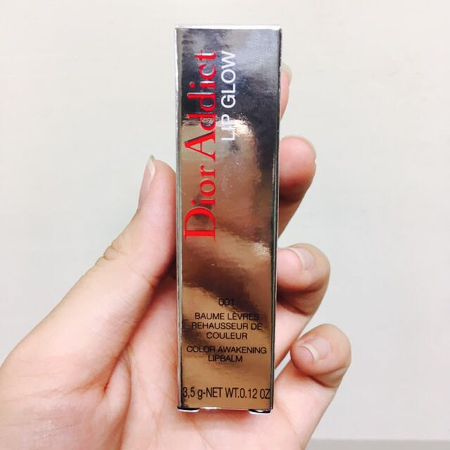 專櫃Dior 魅惑潤唇膏