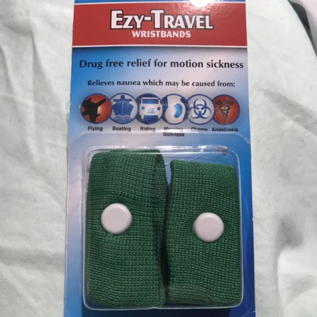 Ezy Travel Wristbands