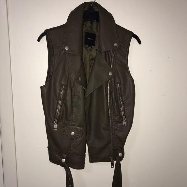 F21 Biker Jacket
