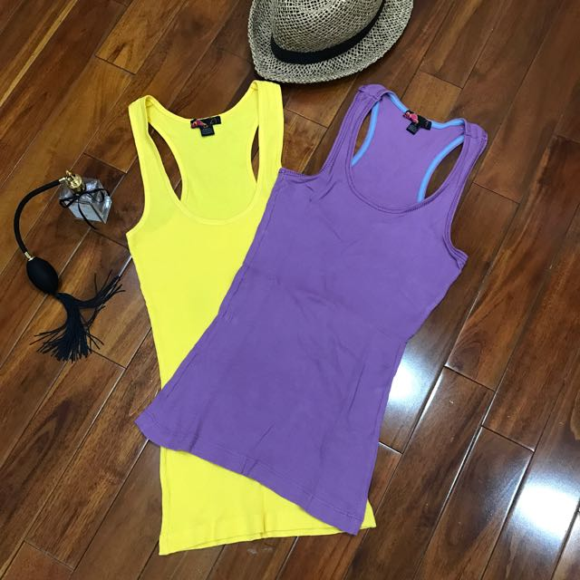 FOREVER21- Tank Top (2pcs) Size S