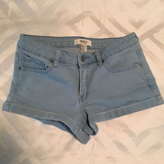 Forever 21 Stretchy Shorts