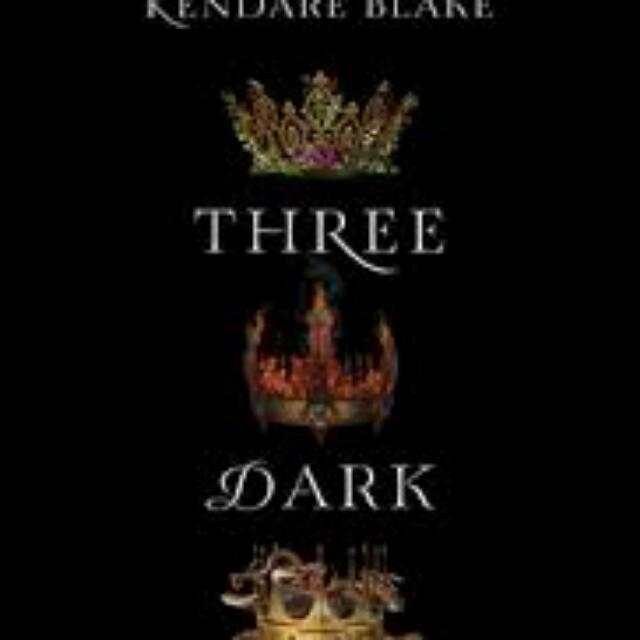 Free Ebook Three Dark Crowns