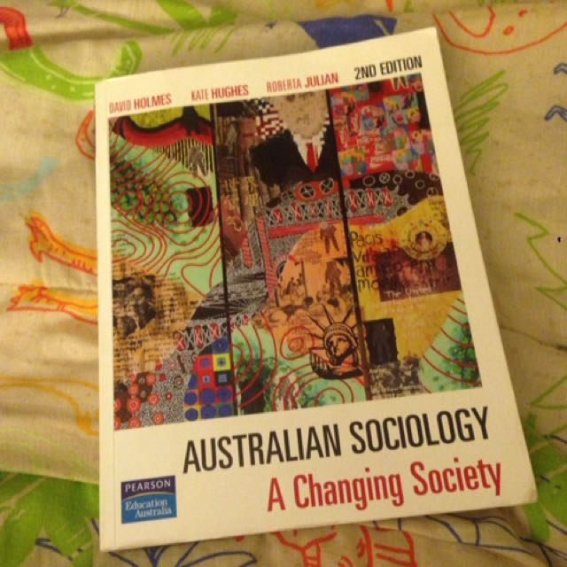 Free Sociology Textbook