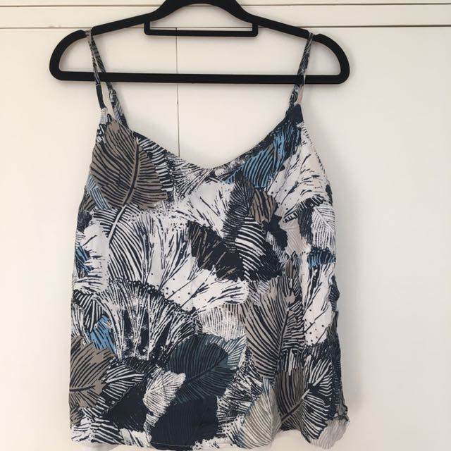 French Connection Patterned Top