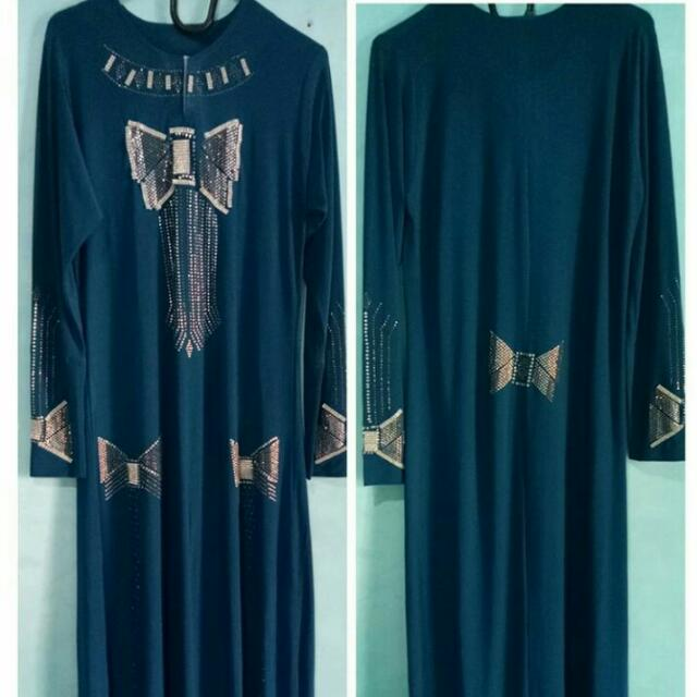 Gamis Butterfly Payet