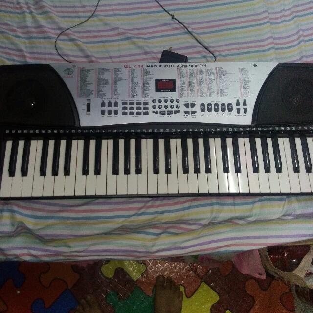 Global Digital Electronic Keyboard Piano