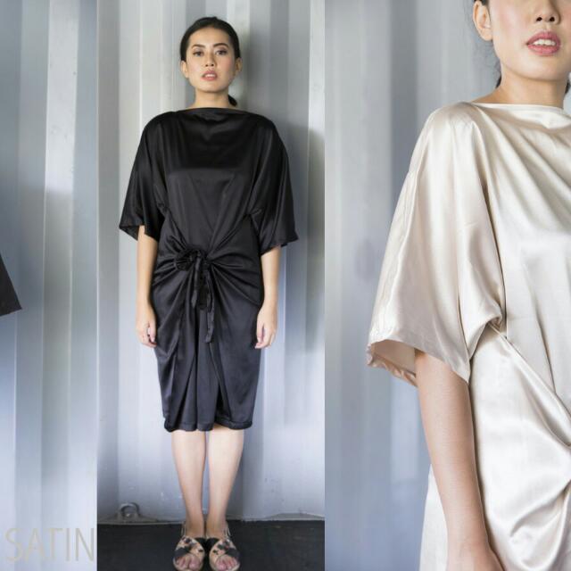 Gold Dress By Naiyacalya