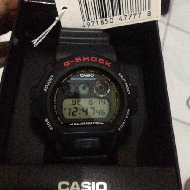 GShock DW 6900 VDR