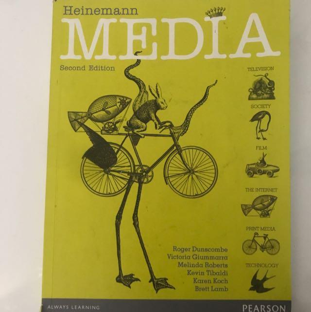 Heinemann Media Second Edition