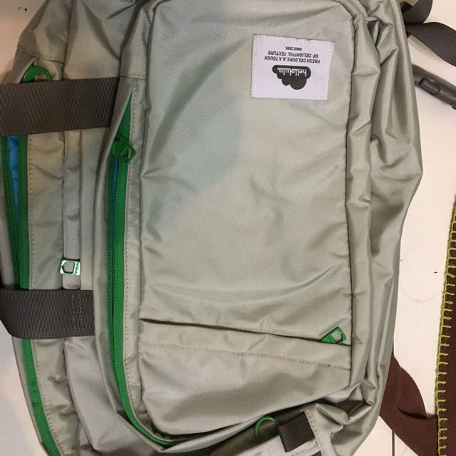 hellolulu背包 15寸電腦包 後背包 側背包 手提包