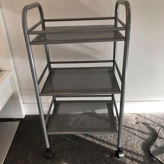 IKEA bathroom Rack / Storage / Trolley