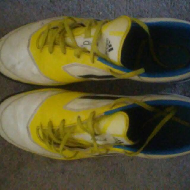 Indoor Size 12 Soccer Shoes