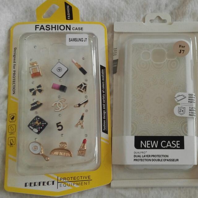 J7 Cases