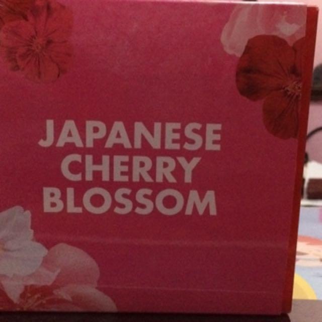 Japanese Cherry Blossom Body&bath Work