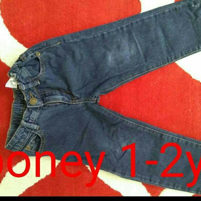 Jeans Poney