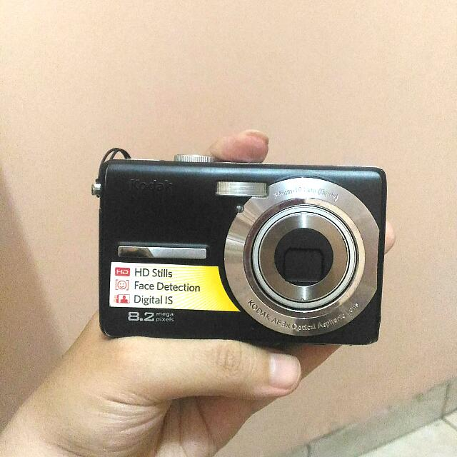 Kamera Kodak 8.1 MP