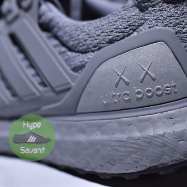 NEW 2017 UA KAWS x Adidas Ultra Boost 3.0
