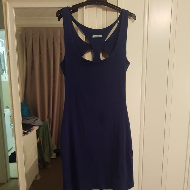 KOOKAÏ Navy Dress