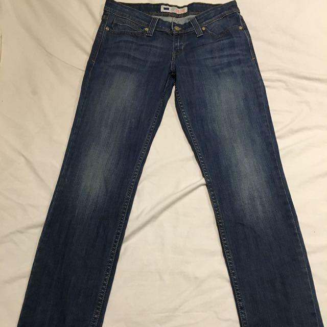 Levi Jeans - Straight Leg