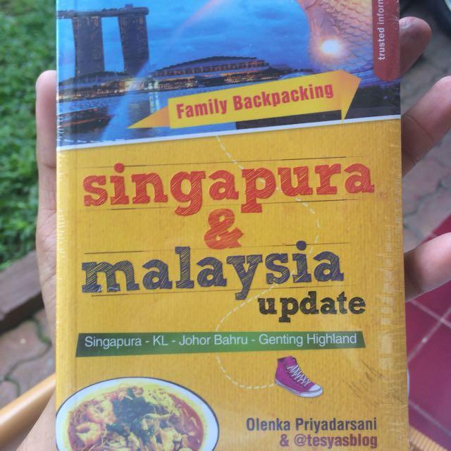 Liburan Singapura & Malaysia