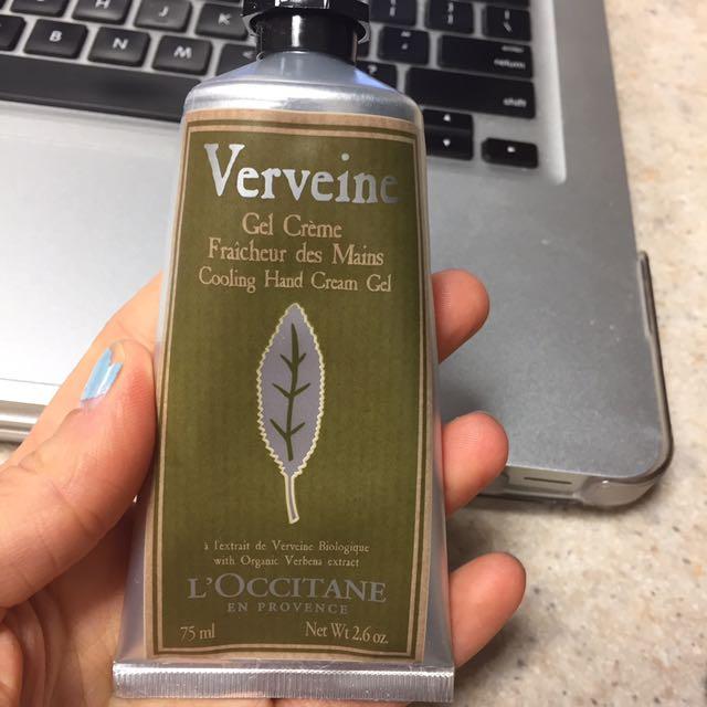 L'Occitane Verveine Gel Cream
