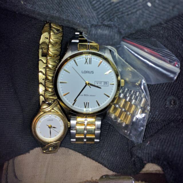 Lorus Watches X2