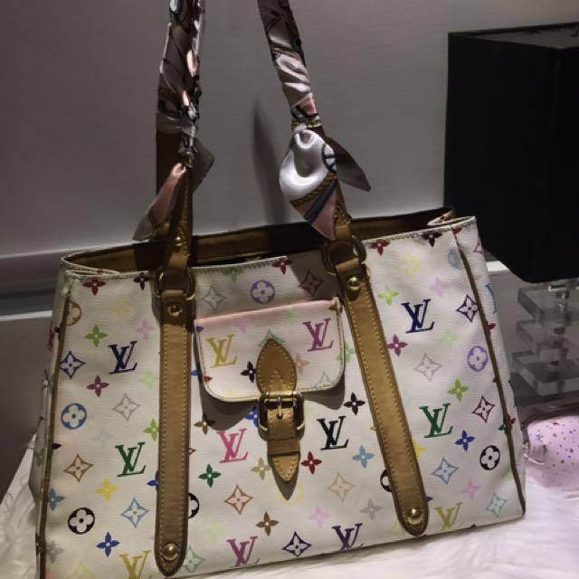 Louis Vuitton Multicolor Aurellia
