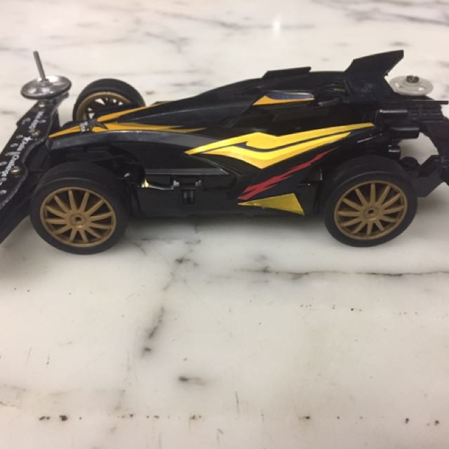 Mainan Mobil Tamiya Mini 4wd Auldey Original Avante MkIII/3 Nero Modified (Not Hotwheel, Takara Taomi, Yugioh, pokemon, doraemon, stitch, conan, Lego, Digimon, Boneka)