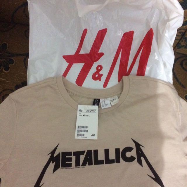 Metalica H&M